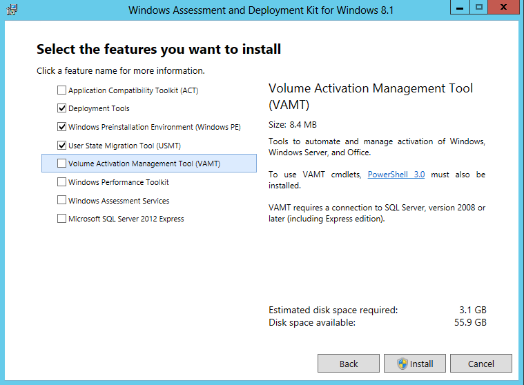 2.install windows pe